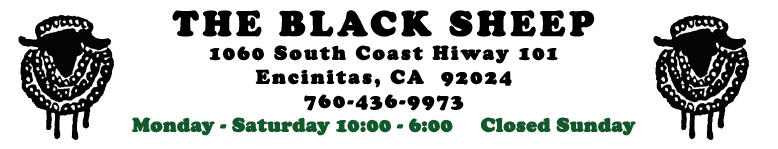 The Black Sheep 1060 S. Coast Hiway 101, Encinitas, CA